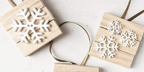 Christmas Ornament Craft Demonstration With Loni tickets