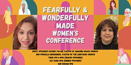 FEARFULLY & WONDERFULLY MADE WOMEN'S CONFERENCE tickets