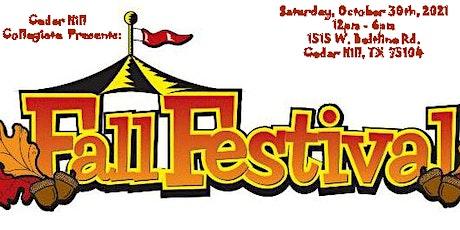 Cedar Hill Collegiate High School & Academy Fall Festival 2021 tickets
