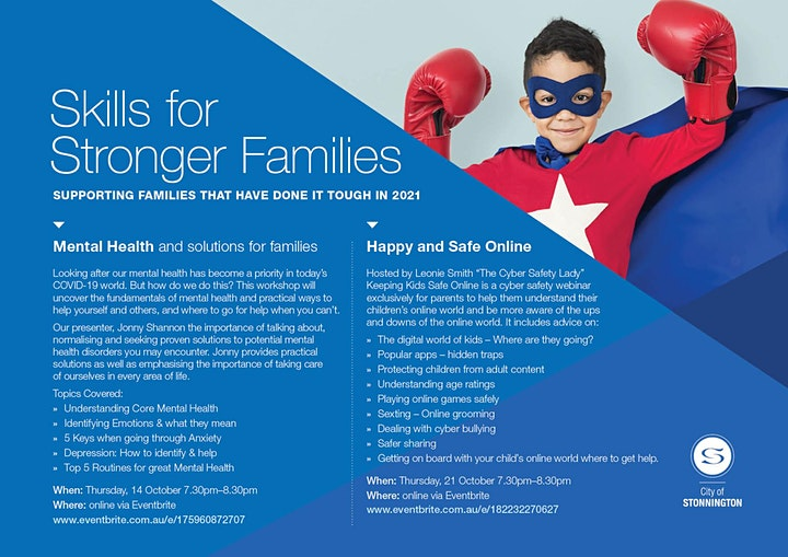 Mental Health Support and Solutions for Families. image