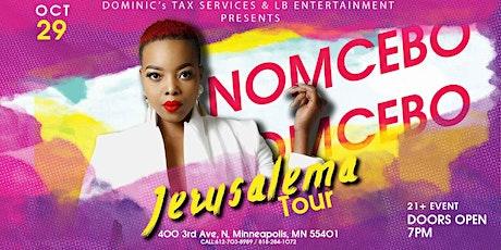 "NOMCEBO ZIKONDE Live in Minnesota ""Jerusalema Tour"" tickets"