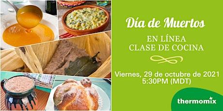 Thermomix® Virtual Spanish Cooking Class | Clase virtual de cocina española entradas