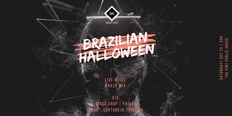 Brazilian Halloween Party tickets