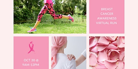 Breast Cancer Run tickets