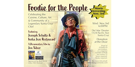 Foodie for the People – Movie Screening tickets