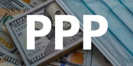 ¿Cómo solicitar perdón para el PPP? entradas