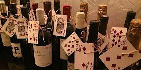 Corkscrews and Seniors Wine Pull tickets