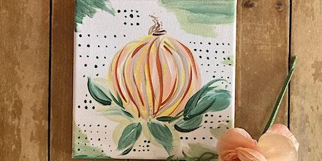 Pumpkin Painting Workshop tickets