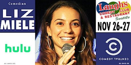 Comedian Liz Miele tickets