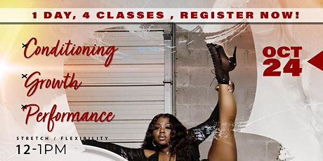 1- Day Fall Intensive tickets