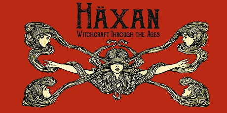 Halloween Haxan Screening  w/ live soundtrack provided by The Water Witches tickets
