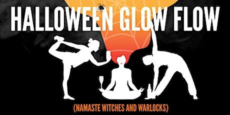 Halloween Glow Flow (Yoga & Beer) tickets