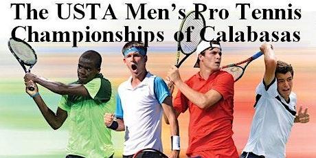 USTA Men's Pro Tennis Championships of Calabasas 2021 tickets
