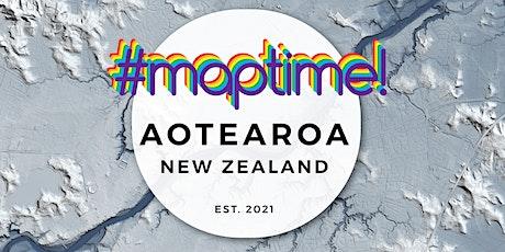 MapTime Aotearoa #4 - October 2021 Meetup tickets