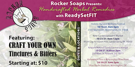 Copy of Craft Your Own Bitters and Tinctures - Newark, DE tickets