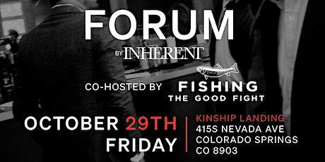 Forum by Inherent tickets