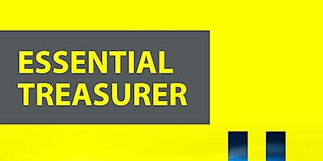 Essential Treasurer 2021 (online only) tickets