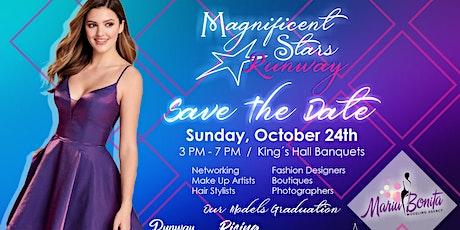 Magnificent Stars Runway Fashion Show by Maria Bonita Modeling tickets