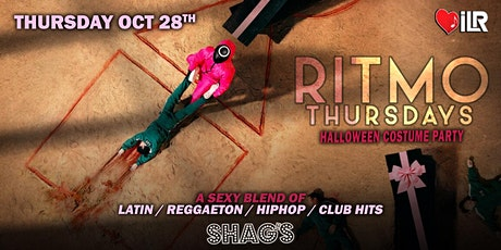 RitmoThursdays | Halloween at Shags Des Moines tickets