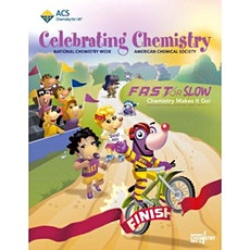 """Celebrating National Chemistry Week: """"Fast or Slow .. Chemistry makes it Go tickets"""