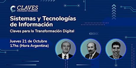 Sistemas y Tecnologías de Información entradas