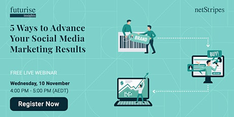 5 Ways to Advance Your Social Media Marketing Results tickets