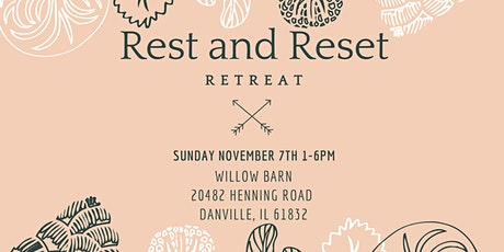 Rest and Reset Retreat tickets