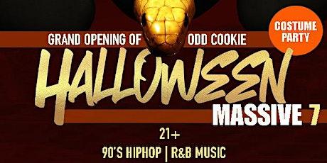 HALLOWEEN MASSIVE 7 (BIGGEST HALLOWEEN PARTY) tickets