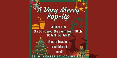 A Very Merry Pop-Up at Historic Sacred Heart Chapel tickets