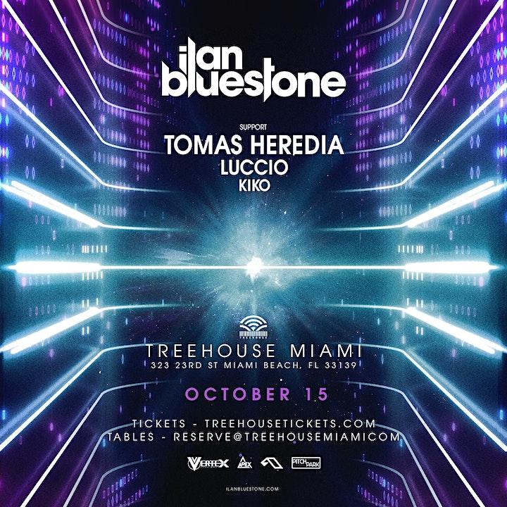 ILAN BLUESTONE @ Treehouse Miami image