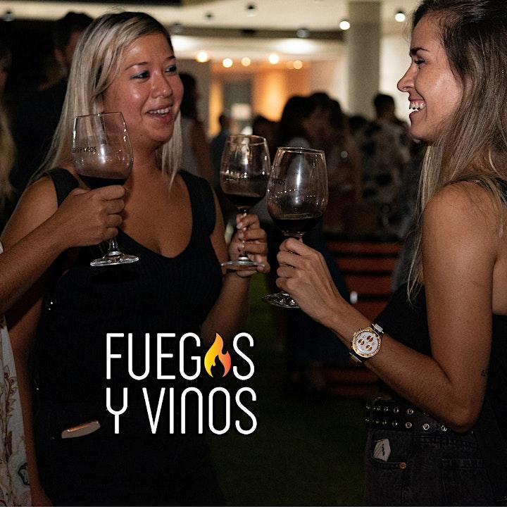 Imagen de FUEGOS Y VINOS - 2da Edicion.