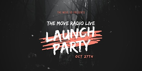 The Move Radio Live Launch Party tickets