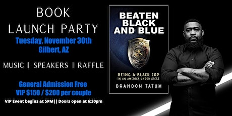 Beaten Black and Blue LAUNCH PARTY tickets