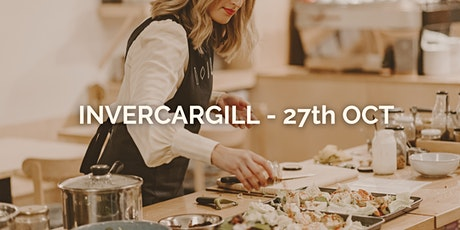 SALADS: Cooking Demonstration with Steph Peirce -  INVERCARGILL tickets