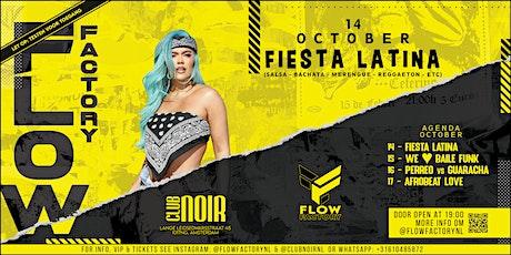 Flow Factory Presents: Fiesta Latina tickets