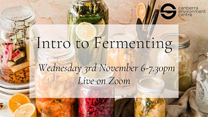 Intro to Fermenting tickets