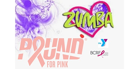 POUND and Zumba for Pink tickets