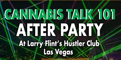 MJ BIZCON Afterparty presented by Cannabis Talk 101 and iHeartRadio tickets