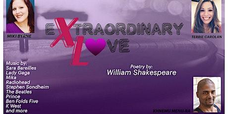 Extraordinary Love tickets