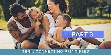 TBRI Caregiver Training: Connection Principles (Part 3) tickets