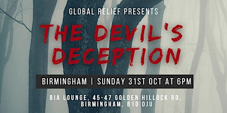 The Devil's Deception with Shaykh Ahmed Ali & Guest Speaker, Shaykh Kauther tickets