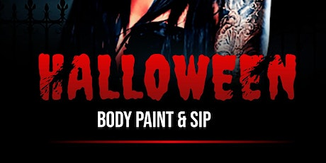 Halloween Body Paint & Sip Party tickets
