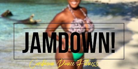 JamDown! Virtual Dance Fitness Experience tickets