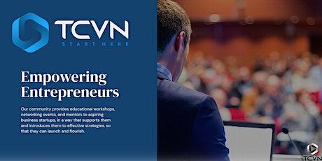TCVN Presents : Customer Development with Barry Lieberman tickets