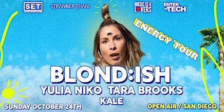 Blond:ish Energy Tour (San Diego) tickets