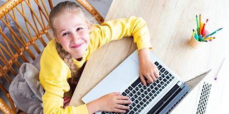 Online Scratch Coding | Make a Game tickets