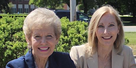 Meet Linda Nardone & Cathy Pariser, Candidates for Wayne  Council-At-Large tickets