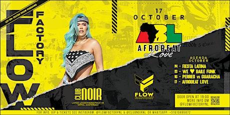 Flow Factory Presents: Afrobeat Love tickets