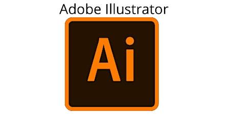 Weekends Adobe Illustrator Training Course for Beginners Milton Keynes tickets