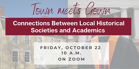Conversations on the Commons: Town meets Gown tickets